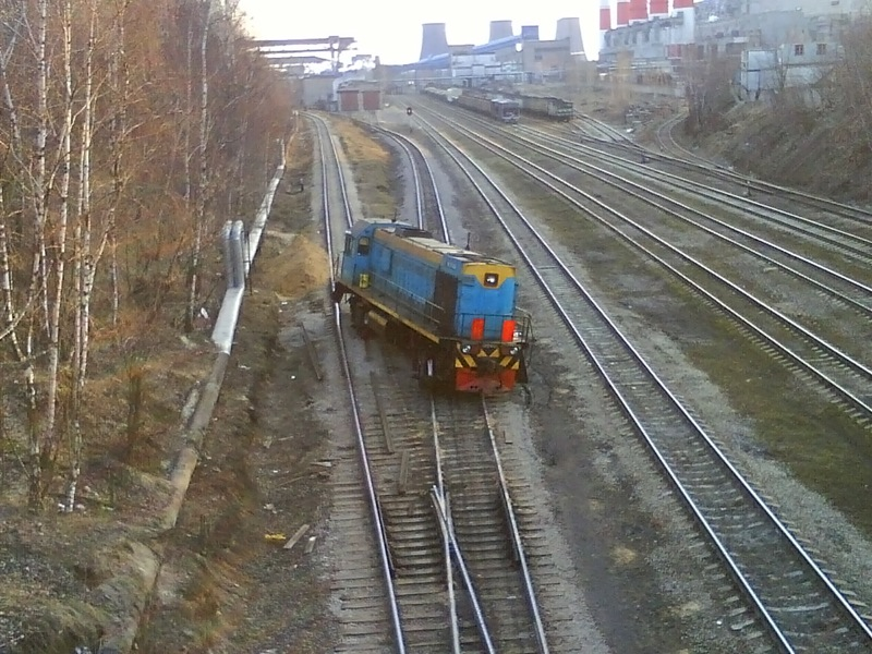 Russian trains crash 2