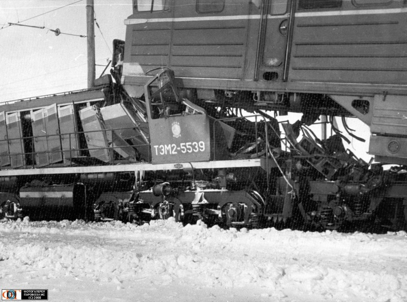 Russian trains crash 8