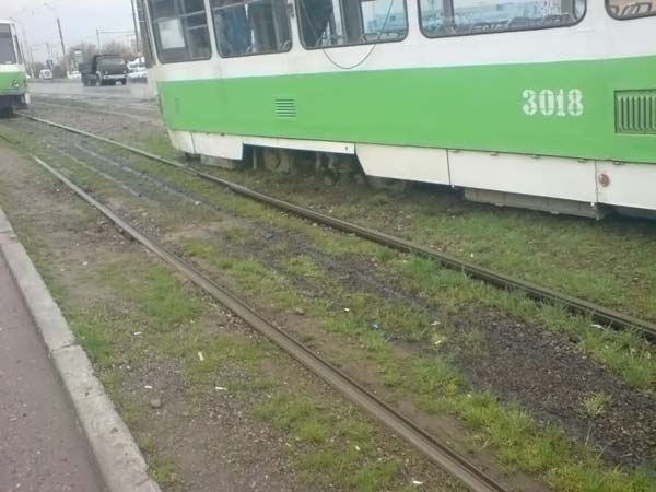Russian tram 4