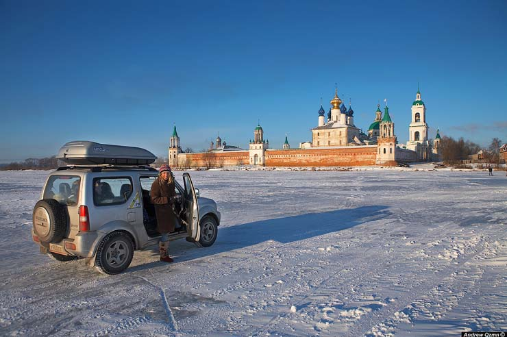 Russian Northern Cities 1