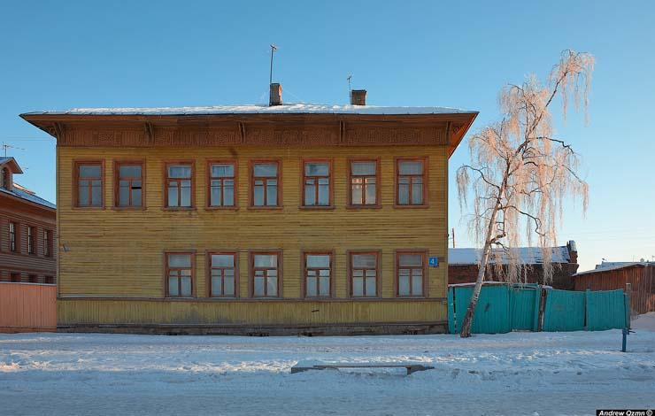 Russian Northern Cities 10