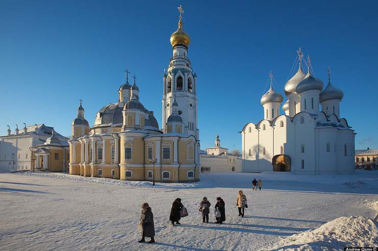 Russian Northern Cities 11