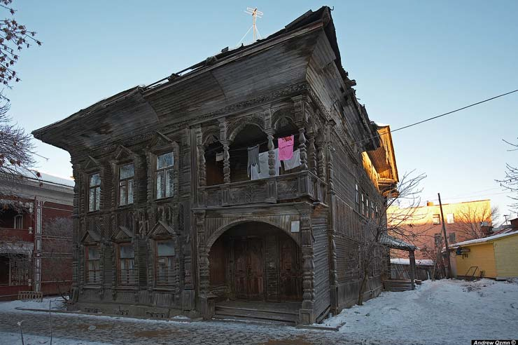 Russian Northern Cities 8