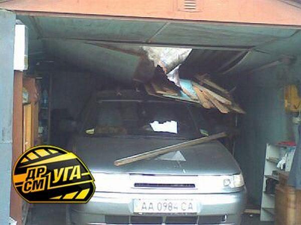 Truck in Russia 12