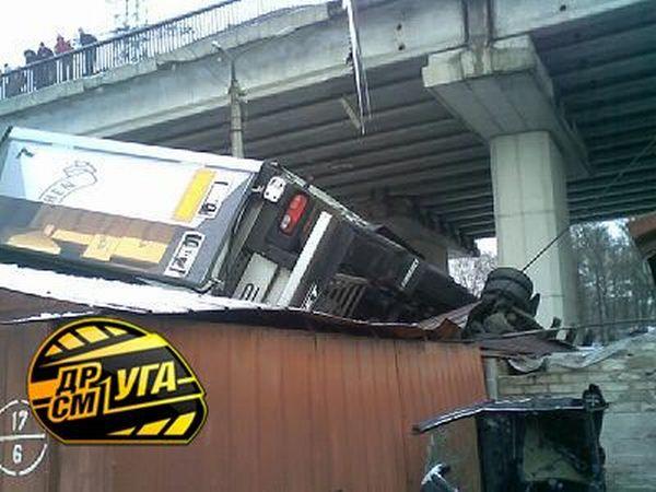 Truck in Russia 13