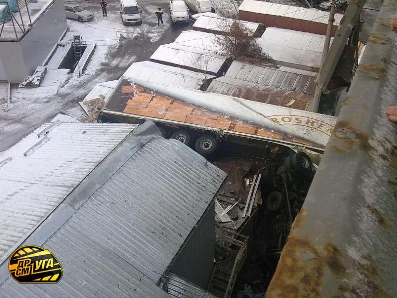 Truck in Russia 2