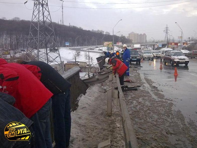 Truck in Russia 4