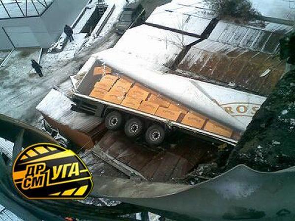 Truck in Russia 7