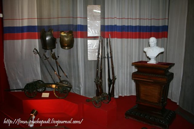 Russian arms museum in Tula 13