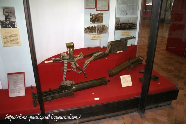 Russian arms museum in Tula 18