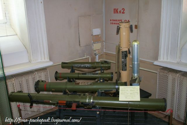 Russian arms museum in Tula 23