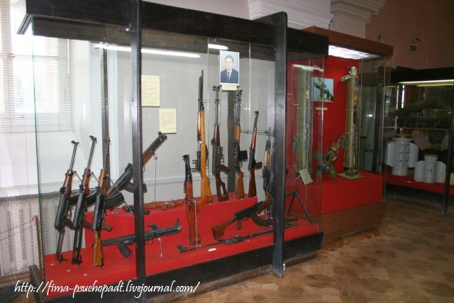 Russian arms museum in Tula 29