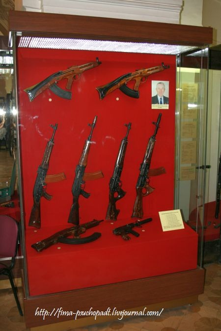 Russian arms museum in Tula 31