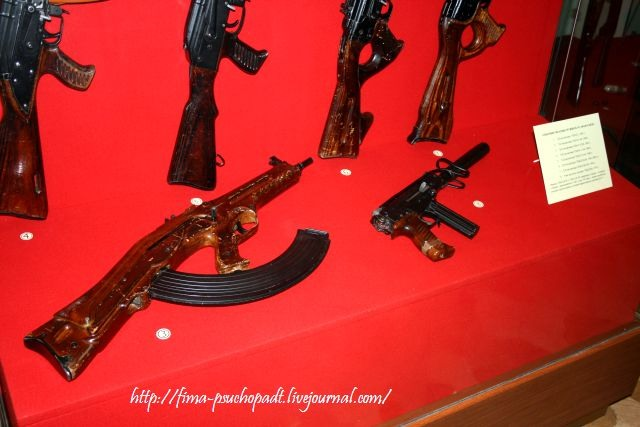 Russian arms museum in Tula 32