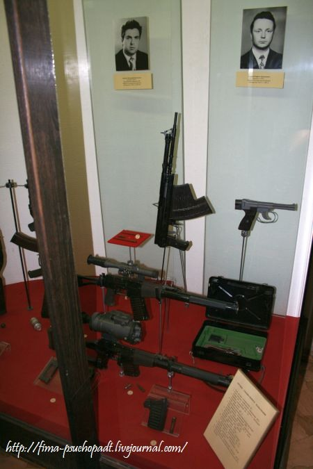 Russian arms museum in Tula 33