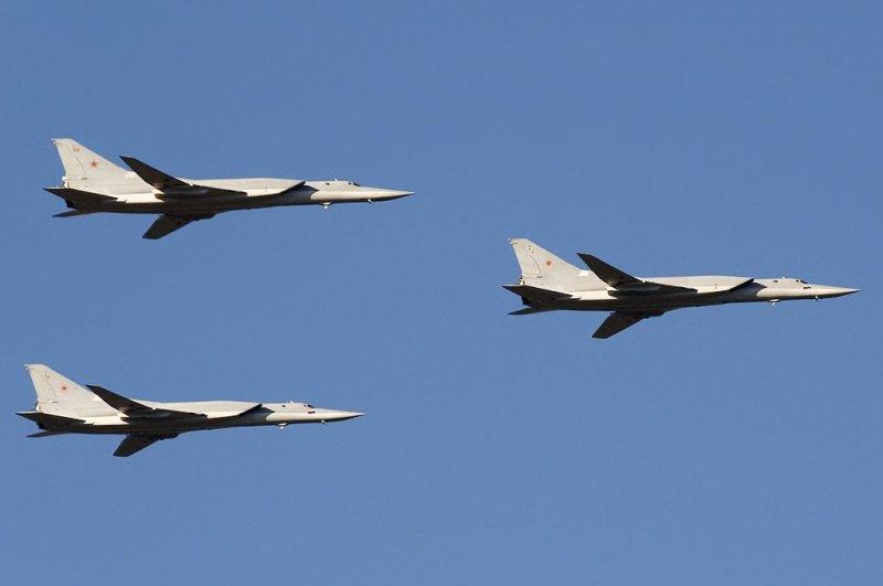 Russian bomber TU-22M 1