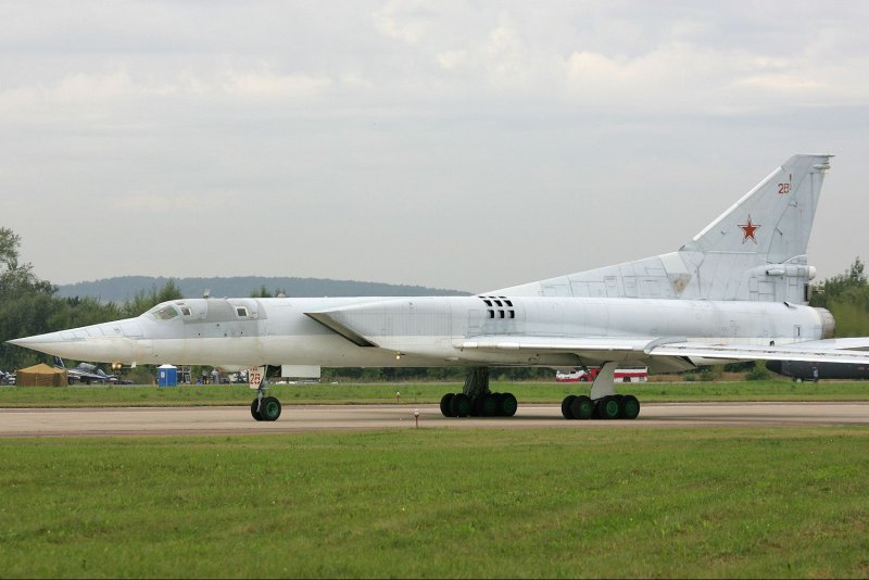 Russian bomber TU-22M 6