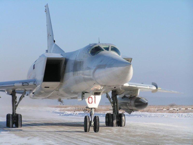 Russian bomber TU-22M 7