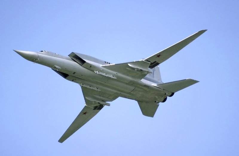 Russian bomber TU-22M 10
