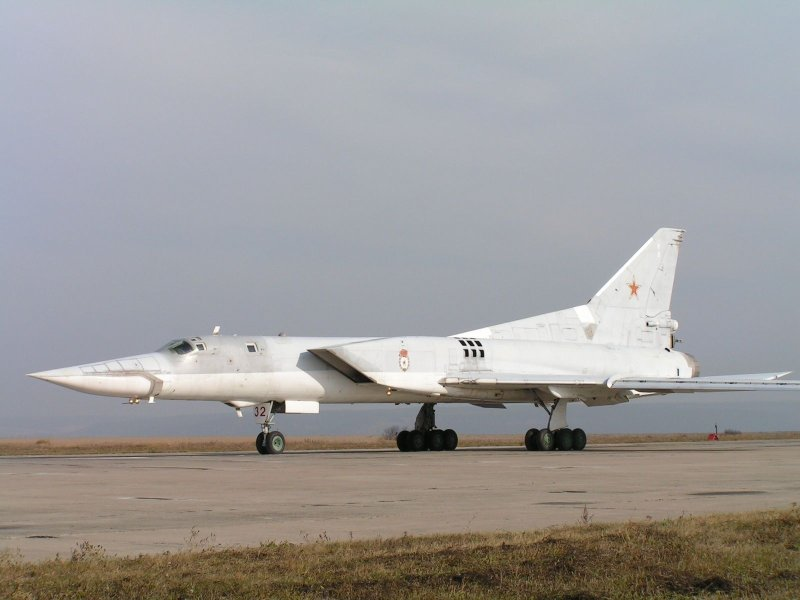 Russian bomber TU-22M 11