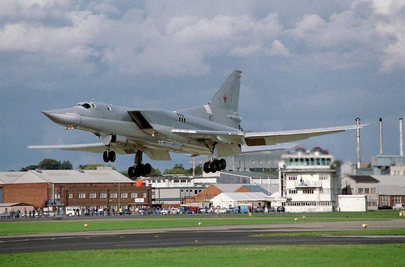 Russian bomber TU-22M 14