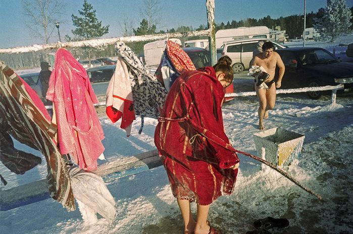 Tyumen, Russia, hot springs 1