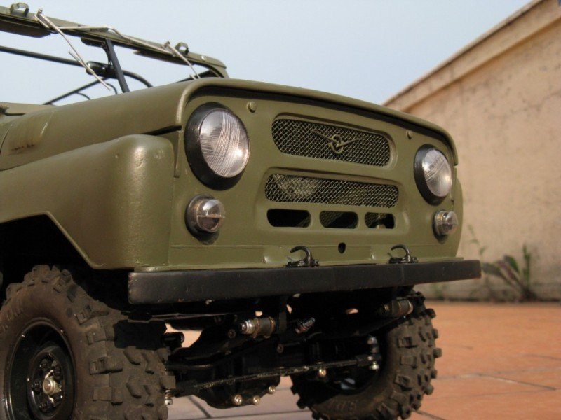 Russian car UAZ model 50