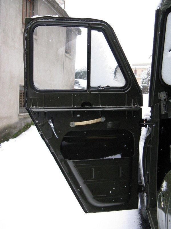 Russian car UAZ model 64