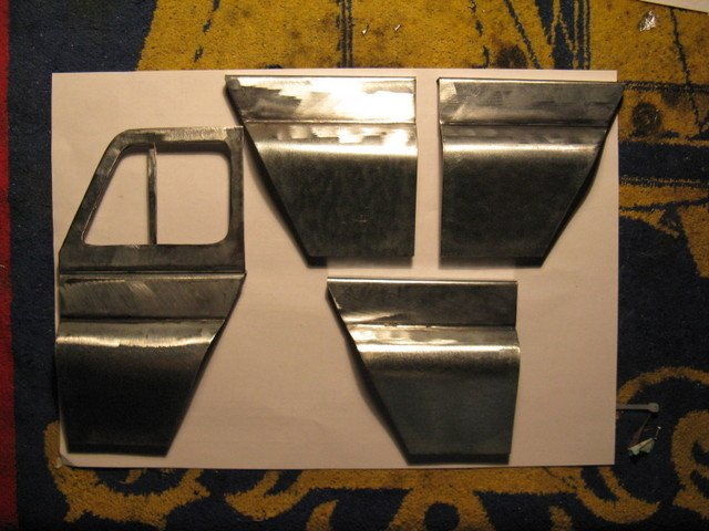 Russian car UAZ model 118