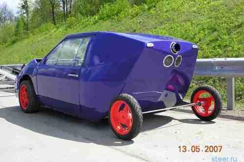 Ukrainian sport car 3