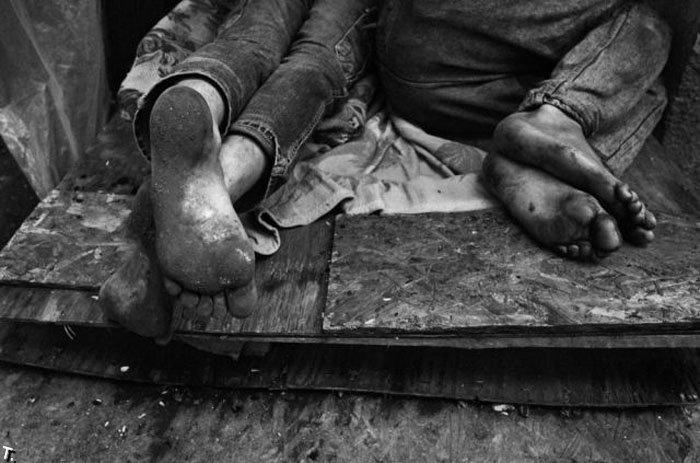 Homeless kids in Ukraine 23