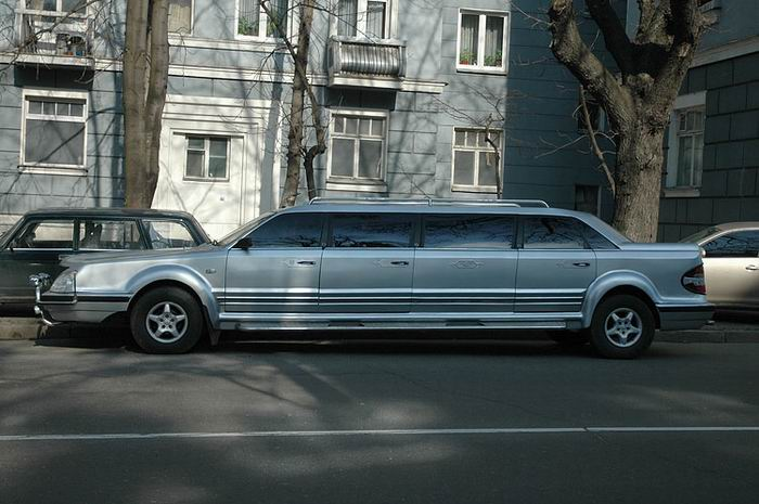 Limousine from Ukraine 1