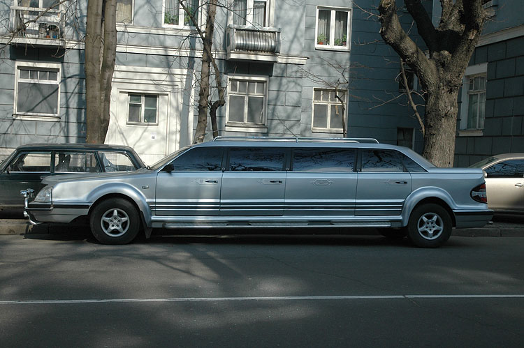 Limousine from Ukraine 2