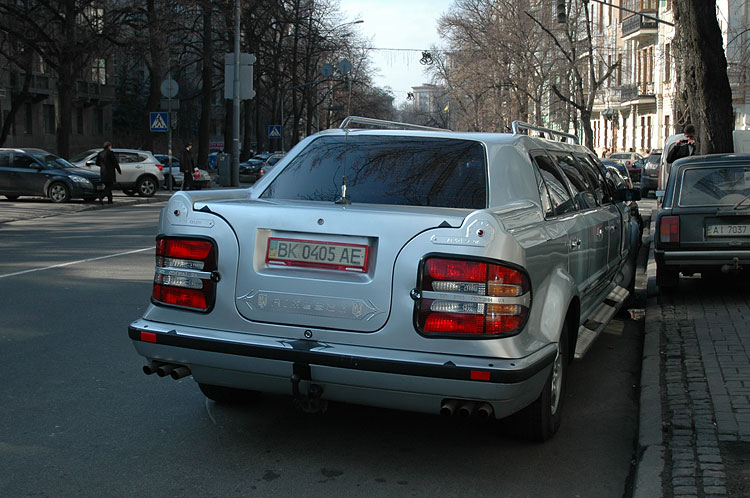 Limousine from Ukraine 3