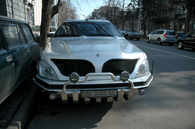 Limousine from Ukraine 4