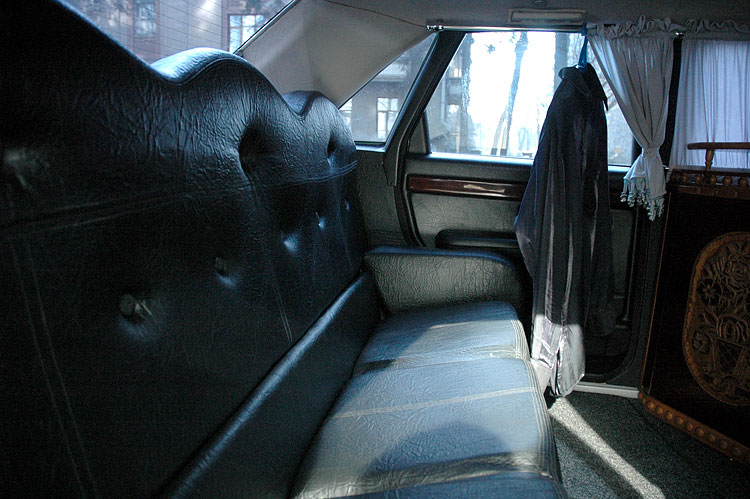 limo Ukraine Limusina ucraniana