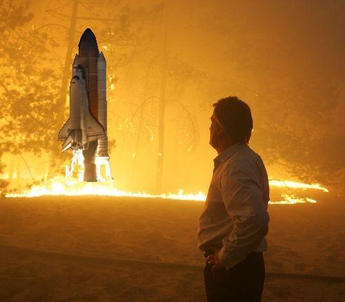 ukrainian president fights fire 15