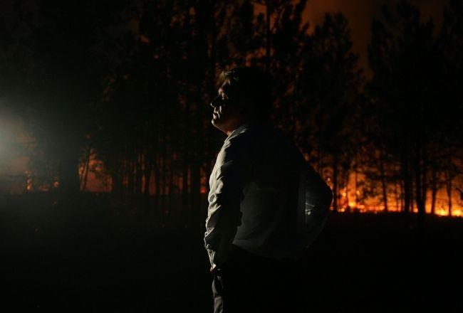 ukrainian president fights fire 2