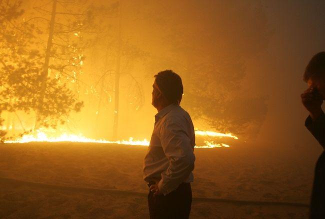 ukrainian president fights fire 6
