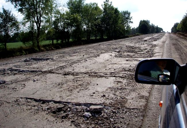 roads in Ukraine 1