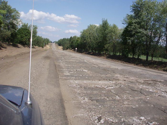 roads in Ukraine 2