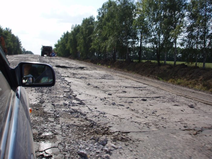roads in Ukraine 3