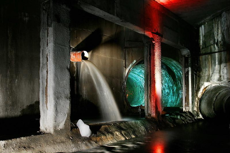 Moscow sewage 9