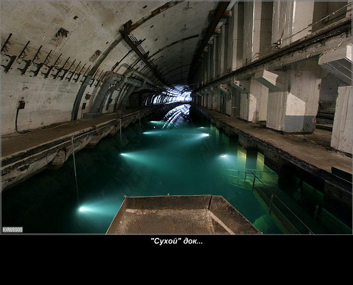 Underground Submarine Base 26