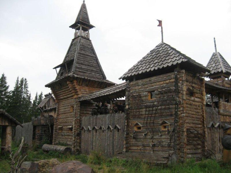 Ural park 13
