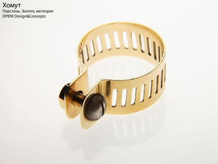 weird golden jewellery 7