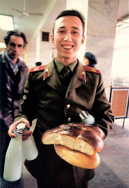 Russian past: Russia at seventies-eighties of the last century 28
