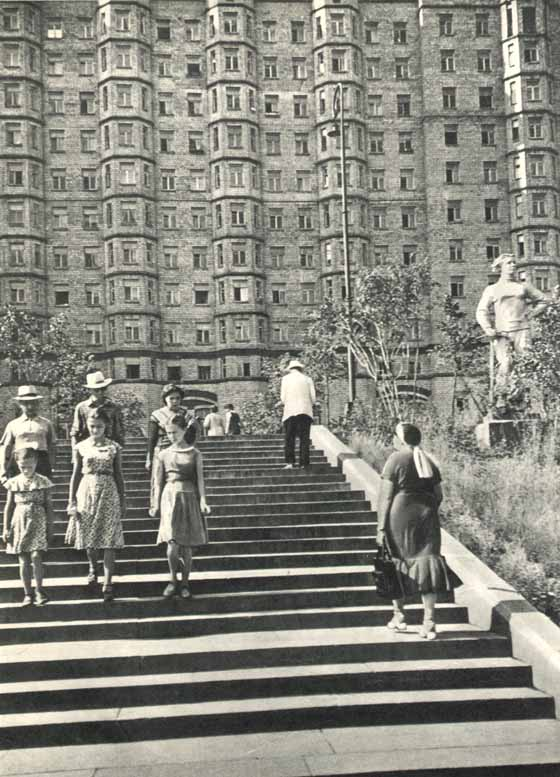 USSR, Living in the Fifties 2