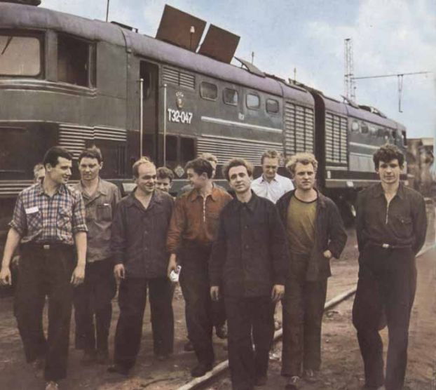 life in the 60s years in the USSR 33