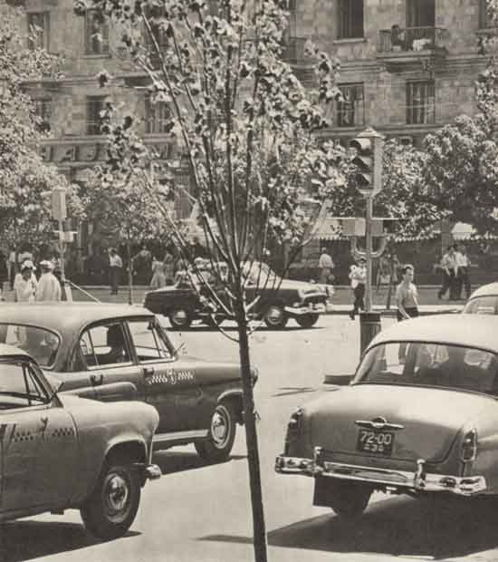 life in the 60s years in the USSR 47